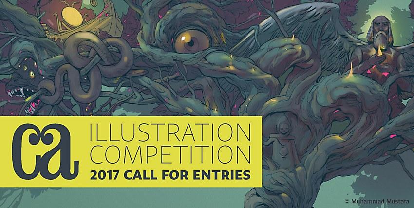 جشنواره تصویرسازی سال ۲۰۱۷ نشریه «Communication Arts»