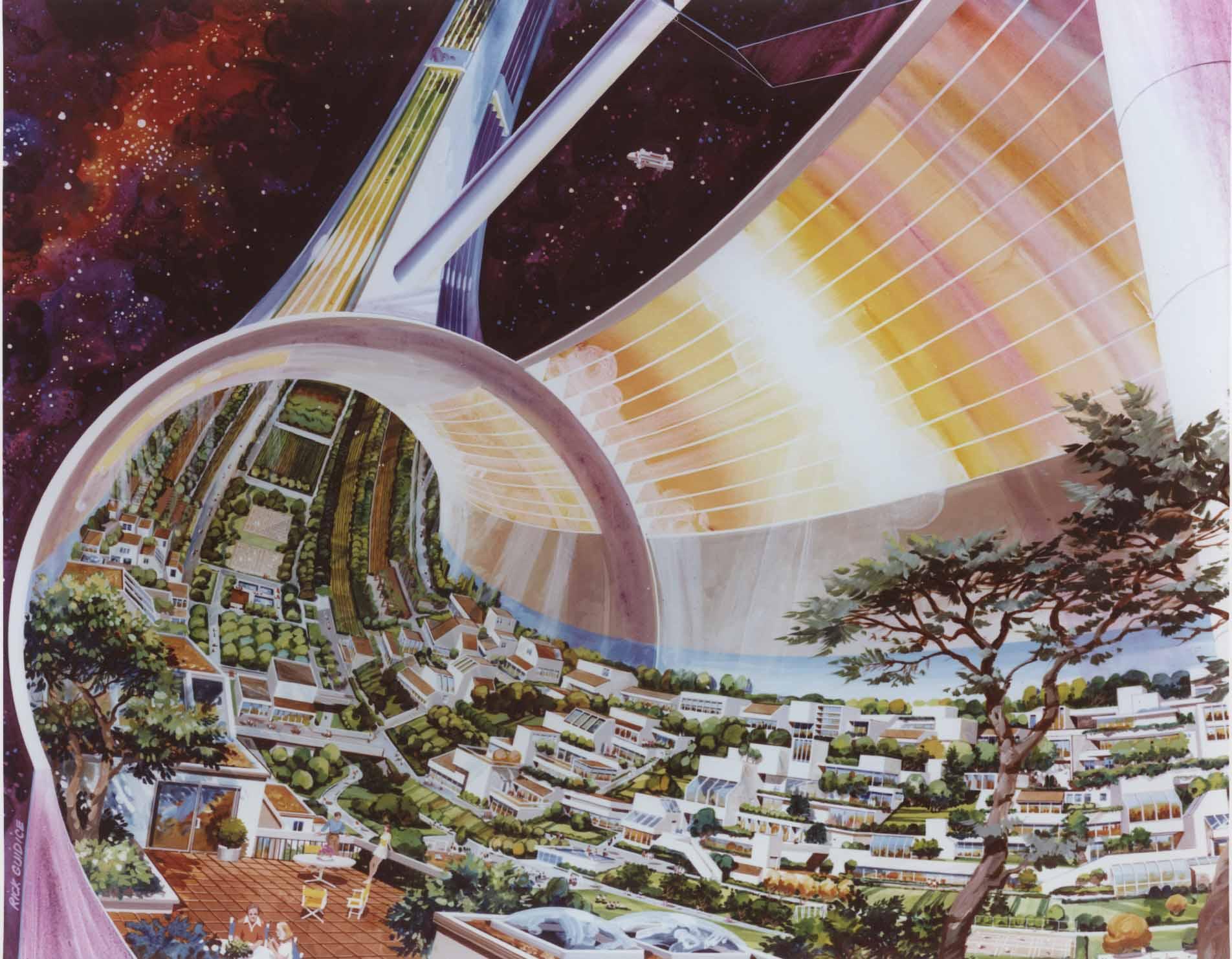 رقابت بین المللی دانش آموزی طراحی فضای سکونت گاه فضایی NASA سال ۲۰۱۶