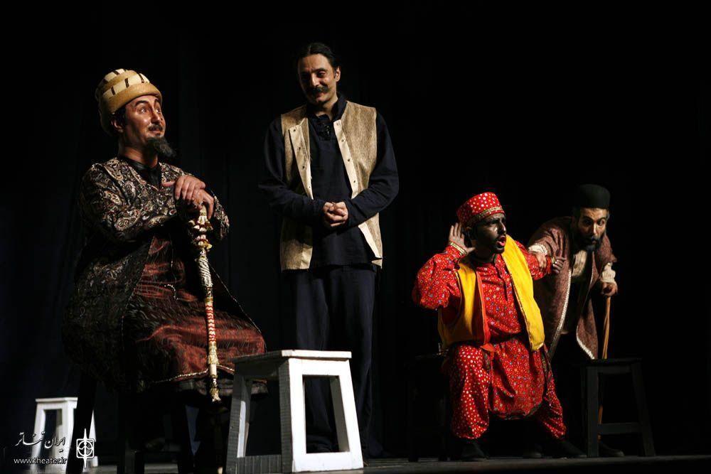 فراخوان سومین جشنواره سراسری نمایش های سنتی (سیاه بازی)