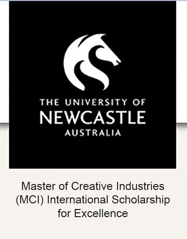 بورسیه تحصیلی کارشناسی ارشد رشته صنایع خلاق دانشگاه هنر استرالیا