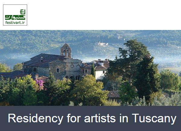فراخوان اقامت هنری در توسکانی ایتالیا سال ۲۰۱۷