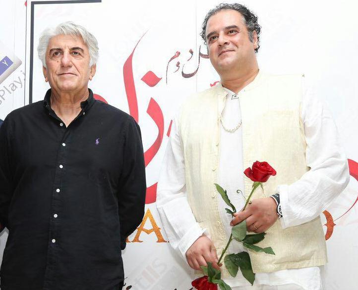 یک جایزه با نمک: «رضا کیانیان» به بهترین تحلیل از نقش شاپور بهبودی در سریال شهرزاد