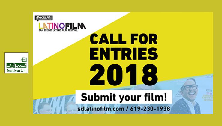 فراخوان بیست و پنجمین مسابقه طراحی پوستر جشنواره فیلم سندیگو سال ۲۰۱۸