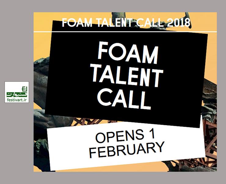 فراخوان بین المللی دوازدهمین مسابقه عکاسی نشریه Foam Talent