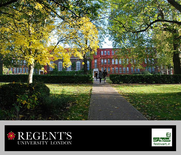 بورسیه تحصیلی مقطع کارشناسی دانشگاه Regent انگلستان