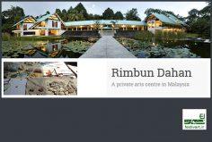 فراخوان اقامت هنری مرکز Rimbun Dahan مالزی