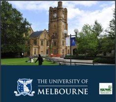 فراخوان بورس تحصیلی معماری در دانشگاه ملبورن استرالیا سال ۲۰۱۸
