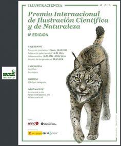 فراخوان جایزه بین المللی تصویرسازی علمی Illustraciencia در سال ۲۰۱۸