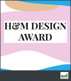 فراخوان رقابت هنری جوایز طراحی مد H&M سال ۲۰۱۹