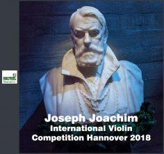 فراخوان نوازندگی رقابت بین المللی ویولن Joseph Joachim در هانوور ۲۰۱۸