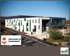 فراخوان بورسیه تحصیلی کارشناسی ارشد دانشگاه Sunderland انگلستان برای سال ۲۰۱۸