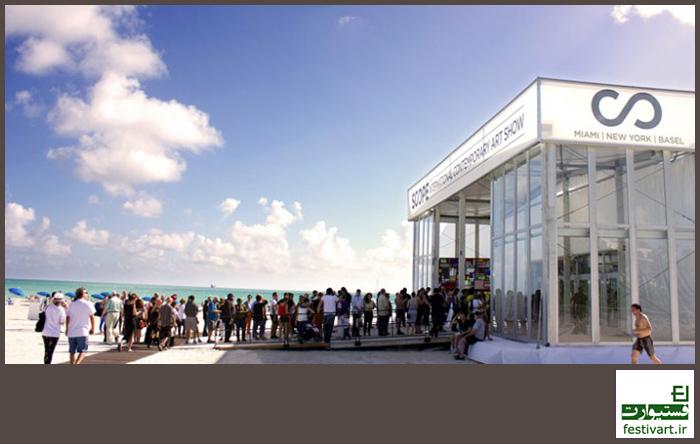فراخوان بین المللی فستیوال هنری سالانه SCOPE Miami Beach سال ۲۰۱۸