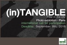 فراخوان بین المللی نمایشگاه عکس  Tangible Fear in the city در پاریس