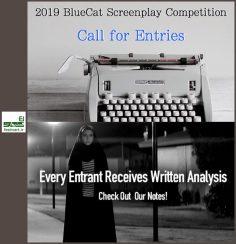 فراخوان رقابت بین المللی فیلمنامه Blue Cat 2019