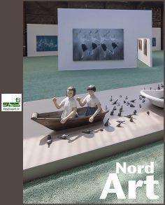 فراخوان رقابت بین المللی هنرهای تجسمی Nord Art 2019