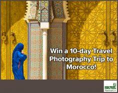 فراخوان بین المللی بورسیه عکاسی سفر مراکش سال ۲۰۱۸