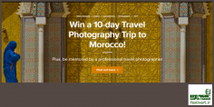 فراخوان بین المللی کمک هزینه سفر و عکاسی در مراکش از سوی World Nomads