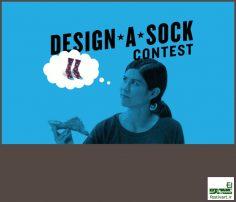 فراخوان بین المللی طراحی جوراب Sock It to Me سال ۲۰۱۸