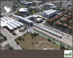 مسابقه بین المللی طراحی معماری سایه شهری-فورت لادردیل