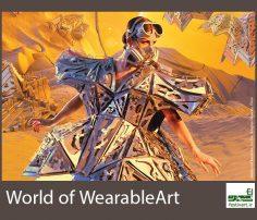 فراخوان رقابت بین المللی «جهان هنرهای پوشیدنی (WOW ART)» ۲۰۱۹