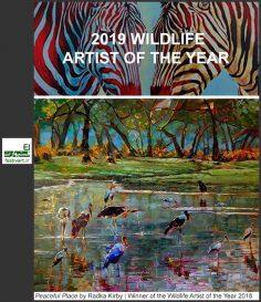 فراخوان رقابت بین المللی هنرمند حیات وحش ۲۰۱۹