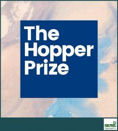 فراخوان رقابت هنرهای تجسمی The Hopper Prize 2018