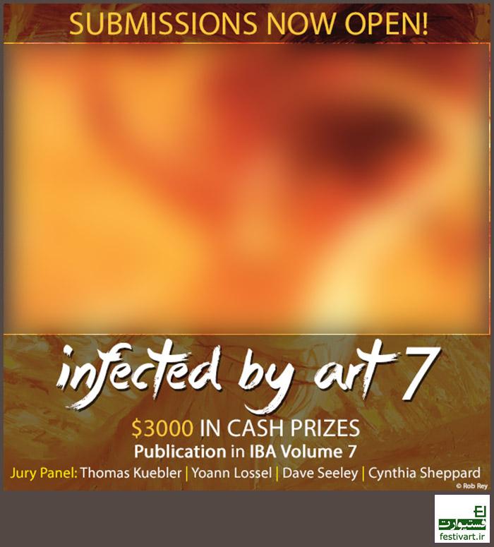 فراخوان سالانه هفتمین کتاب «آلوده به هنر» Infected By Art 2018