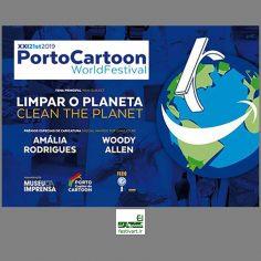 فراخوان بیست و یکمین فستیوال جهانی پورتو کارتون پرتغال