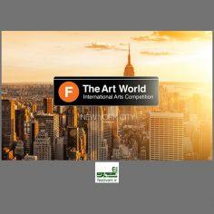 فراخوان بین المللی رقابت هنری F-The Art World 2019