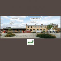 فراخوان بین المللی رزیدنسی (اقامت هنری) Urbanistic ویژه هنرمندان و معماران در آلمان