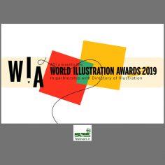 فراخوان جایزه بین المللی تصویرسازی انجمن تصویرسازان جهان (WIA) ۲۰۱۹