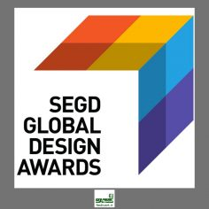 فراخوان جایزه بین المللی طراحی جهانی SEGD ۲۰۱۹