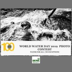 فراخوان رقابت بین المللی عکس روز جهانی آب سال ۲۰۱۹