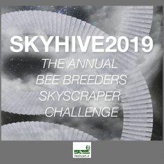 فراخوان رقابت طراحی آسمان خراش SKYHIVE 2019