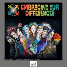 فراخوان هنری بین المللی «تفاوت هایمان را بپذیریم» سال ۲۰۲۰