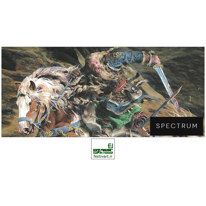 فراخوان بیست و ششمین دوره رقابت بین المللی تصویرسازی Spectrum ۲۰۱۹
