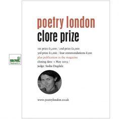 فراخوان رقابت بین المللی شعر نشریه لندن Poetry London ۲۰۱۹