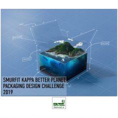 فراخوان رقابت بین المللی طراحی بسته بندی Smurfit Kappa Better Planet ۲۰۱۹