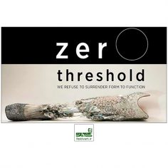 فراخوان رقابت بین المللی طراحی محصول Zero Threshold ۲۰۱۹