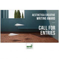 فراخوان رقابت بین المللی نویسندگی خلاقانه Aesthetica ۲۰۱۹