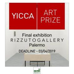 فراخوان رقابت بین المللی هنر معاصر YICCA ۲۰۱۹