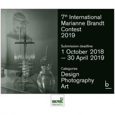 فراخوان هفتمین دوره رقابت بین المللی Marianne Brandt ۲۰۱۹