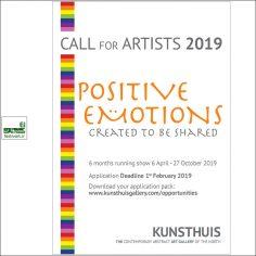 فراخوان بین المللی رقابت هنرهای تجسمی «احساسات مثبت»