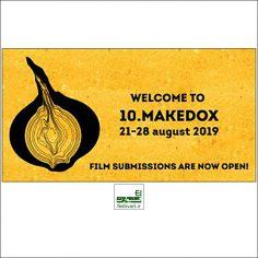 فراخوان جشنواره بین المللی مستند خلاق MakeDox ۲۰۱۹
