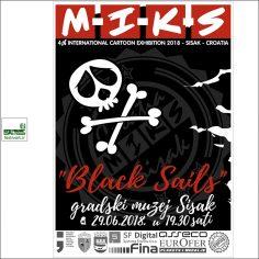 فراخوان پنجمین جشنواره بین المللی کارتون SISAK MIKS ۲۰۱۹