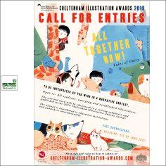 فراخوان جایزه بین المللی تصویرسازی CHELTENHAM ۲۰۱۹