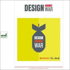 فراخوان رقابت بین المللی طراحی در برابر جنگ against war ۲۰۱۹