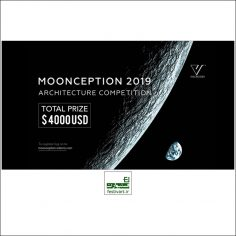 فراخوان رقابت بین المللی معماری Moonception ۲۰۱۹