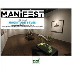 فراخوان پانزدهمین رقابت بین المللی کارهای کوچک MAGNITUDE SEVEN ۲۰۱۹