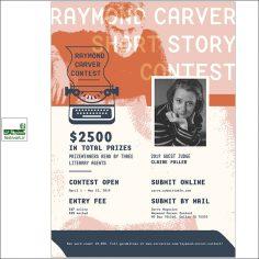 فراخوان رقابت بین المللی داستان کوتاه raymond carver ۲۰۱۹